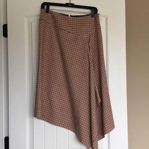 Talbots Faux Wrap Around Skirt